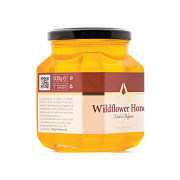 Wildflower Honey - Amerov Honey