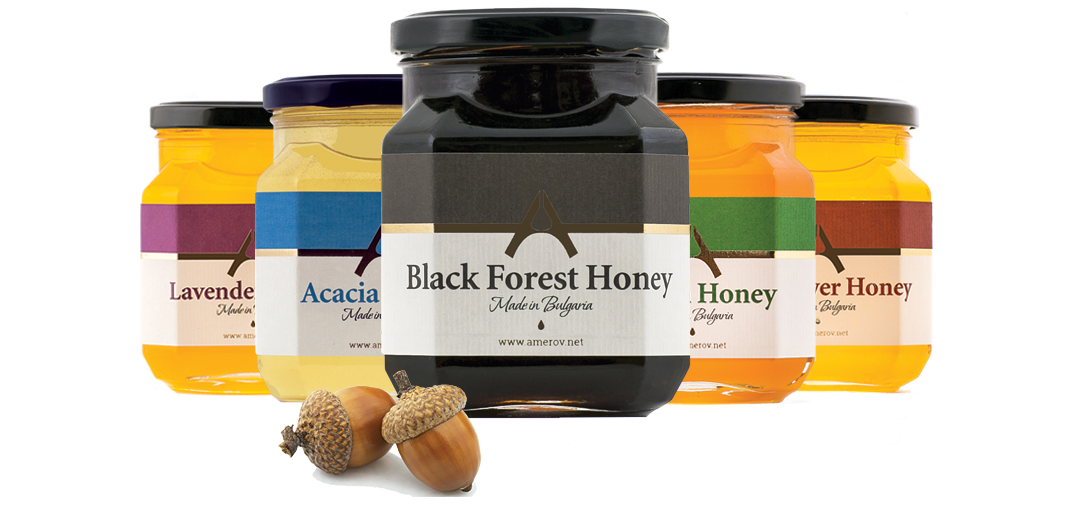 Amerov Honey